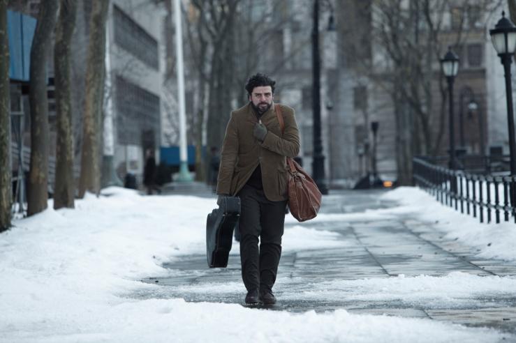 Oscar Isaac in Joel and Ethan Coen's INSIDE LLEWYN DAVIS Photo: Alison Rosa ©2012 Long Strange Trip LLC
