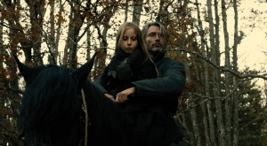 Mads Mikkelsen and Mélusine Mayance in Arnaud des Pallières' Michael Kohlhass
