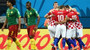 Cameroon v Croatia