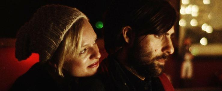 Elisabth Moss and Jason Schwartzman in Alex Ross Perry's Listen Up Philip