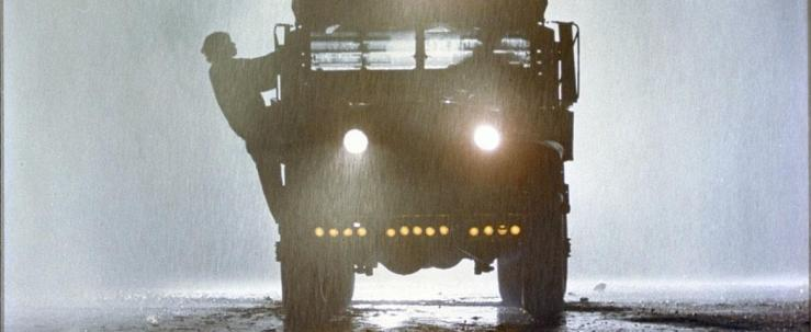 Big bad truck in William Friedkin's Sorcerer